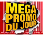 mega promo du jour
